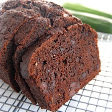 Double Chocolate Zucchini Bread : King Arthur Flour